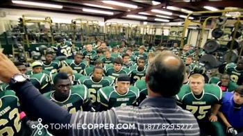 Tommie Copper TV Spot, 'Football' - Thumbnail 4