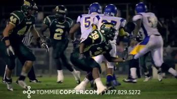 Tommie Copper TV Spot, 'Football' - Thumbnail 5
