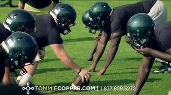 Tommie Copper TV Spot, 'Football' - Thumbnail 9