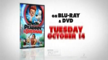 Mr. Peabody & Sherman Blu-ray & DVD TV Spot - Thumbnail 8