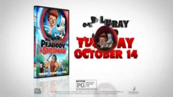 Mr. Peabody & Sherman Blu-ray & DVD TV Spot - Thumbnail 9