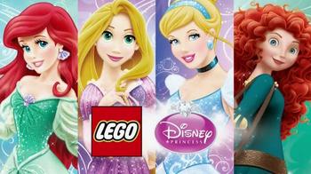 LEGO Disney Princess Cinderella's Castle TV Spot - Thumbnail 1