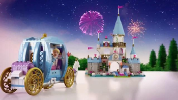 LEGO Disney Princess Cinderella's Castle TV Spot