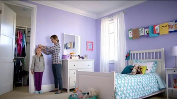 The Home Depot TV Spot, 'Worry-Proof the Walls'