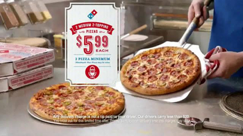 Domino's Pizza TV Spot, 'All It Does Offer' - Thumbnail 7