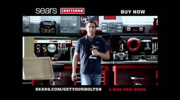 Sears Crafstman Bolt-On TV Spot - Thumbnail 1