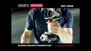 Sears Crafstman Bolt-On TV Spot - Thumbnail 2