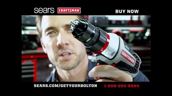 Sears Crafstman Bolt-On TV Spot - Thumbnail 3
