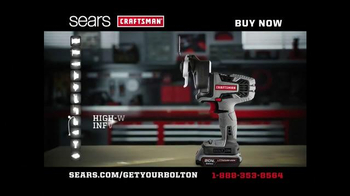 Sears Crafstman Bolt-On TV Spot - Thumbnail 6