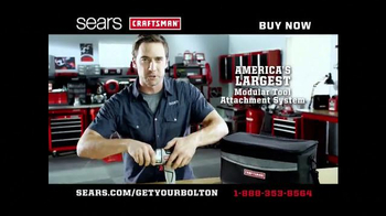 Sears Crafstman Bolt-On TV Spot - Thumbnail 7