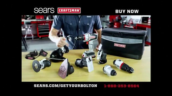 Sears Crafstman Bolt-On TV Spot - Thumbnail 8