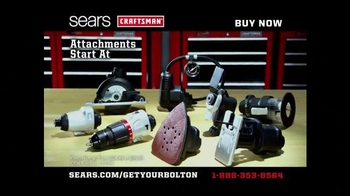 Sears Crafstman Bolt-On TV Spot - Thumbnail 9