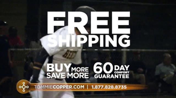 Tommie Copper TV Spot, 'Look Like a Baseball Player' - Thumbnail 9