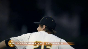 Tommie Copper TV Spot, 'Look Like a Baseball Player' - Thumbnail 2