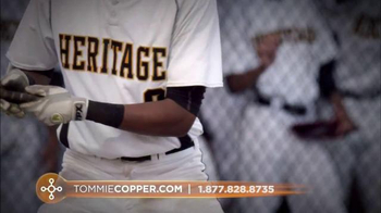 Tommie Copper TV Spot, 'Look Like a Baseball Player' - Thumbnail 3