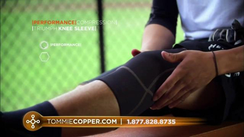 Tommie Copper TV Spot, 'Look Like a Baseball Player' - Thumbnail 4