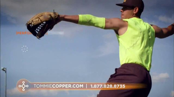 Tommie Copper TV Spot, 'Look Like a Baseball Player' - Thumbnail 7