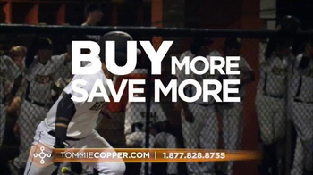 Tommie Copper TV Spot, 'Look Like a Baseball Player' - Thumbnail 8