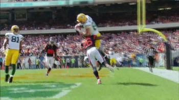 Xbox One NFL Fantasy Football TV Spot, 'Packers vs. Bears' - Thumbnail 5