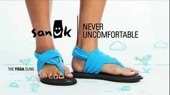 Sanuk The Yoga Sling TV Spot, 'Never Uncomfortable' Featuring Malia Manuel - Thumbnail 10