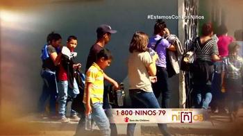 Save The Children TV Spot, 'Estamos con los Niños' [Spanish] - Thumbnail 4