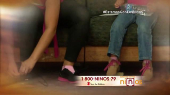 Save The Children TV Spot, 'Estamos con los Niños' [Spanish] - Thumbnail 6