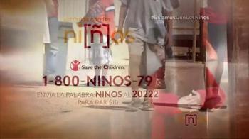 Save The Children TV Spot, 'Estamos con los Niños' [Spanish] - Thumbnail 8