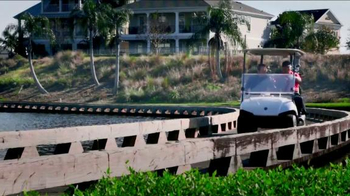 Yamaha EFI Golf Cart TV Spot, 'Why EFI?' Featuring Lee Trevino - Thumbnail 4