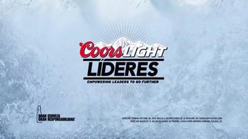 Coors Light Líderes TV Spot, 'Su Comunidad' [Spanish] - Thumbnail 7