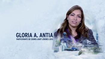 Coors Light Líderes TV Spot, 'Su Comunidad' [Spanish] - Thumbnail 4