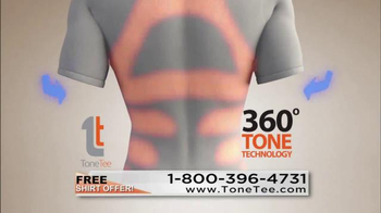 Tone Tee TV Spot - Thumbnail 6