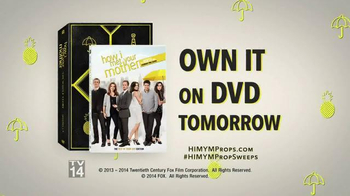 How I Met Your Mother: The Complete Ninth Season DVD TV Spot - Thumbnail 10