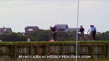 Myrtle Beach Golf Holiday TV Spot, 'How Long Has it Been?' - Thumbnail 2