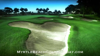 Myrtle Beach Golf Holiday TV Spot, 'How Long Has it Been?' - Thumbnail 3