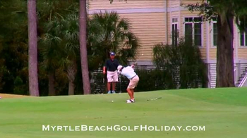 Myrtle Beach Golf Holiday TV Spot, 'How Long Has it Been?' - Thumbnail 4