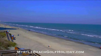Myrtle Beach Golf Holiday TV Spot, 'How Long Has it Been?' - Thumbnail 5