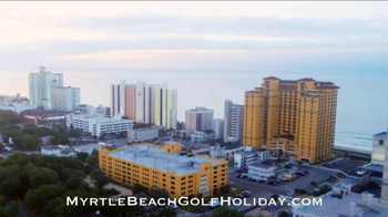 Myrtle Beach Golf Holiday TV Spot, 'How Long Has it Been?' - Thumbnail 7