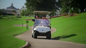 Yamaha EFI Golf Cart TV Spot, 'My First Yamaha' Featuring Lee Trevino - Thumbnail 6