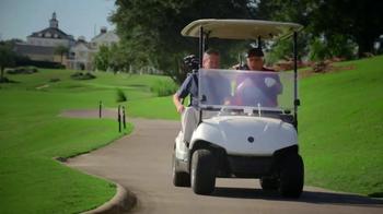 Yamaha EFI Golf Cart TV Spot, 'My First Yamaha' Featuring Lee Trevino - Thumbnail 7