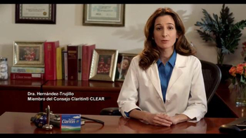 Claritin TV Spot, 'Univision' [Spanish] - Thumbnail 4