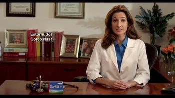 Claritin TV Spot, 'Univision' [Spanish] - Thumbnail 5