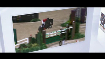 Rolex TV Spot, 'It Tells History: World Equestrian Games' - Thumbnail 4