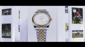Rolex TV Spot, 'It Tells History: World Equestrian Games' - Thumbnail 9