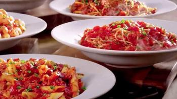 Olive Garden Never Ending Pasta Bowl TV Spot, 'De Regreso' [Spanish] - Thumbnail 2