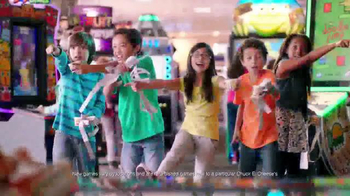 Chuck E. Cheese's TV Spot, 'Something New' - 1238 commercial airings