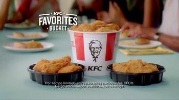 KFC Favorites Bucket TV Spot [Spanish] - Thumbnail 7