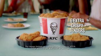 KFC Favorites Bucket TV Spot [Spanish] - Thumbnail 8