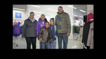 Burlington Coat Factory TV Spot, 'The Wilson Family'