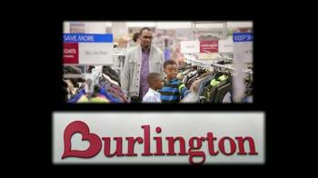 Burlington Coat Factory TV Spot, 'The Wilson Family' - Thumbnail 4