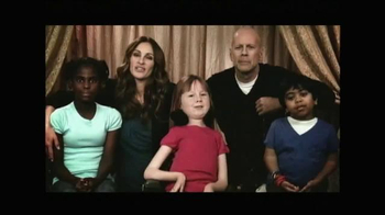 SeriousFun Children's Network TV Spot Featuring Bruce Willis, Julia Roberts - Thumbnail 9